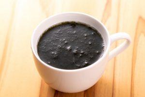 海苔スープ